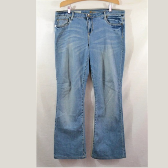 Kut from the Kloth Denim - KUT from the Kloth FARRAH Bootcut Jeans Size 14